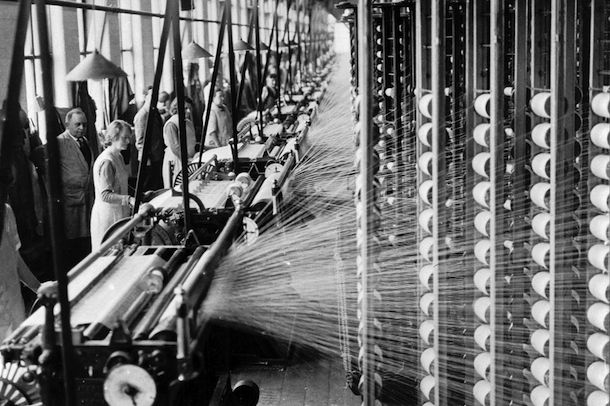 Textile Industry Manchester