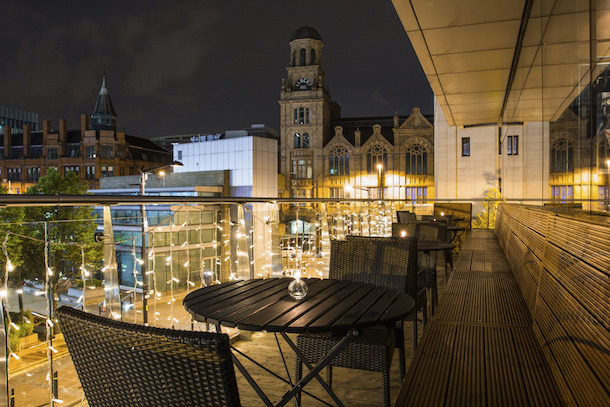 Film and digital studio that win awards now based at the for Terrace nq manchester