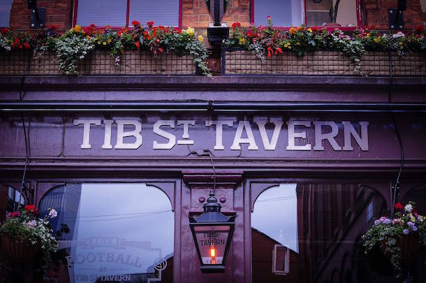 Tib St Tavern Manchester
