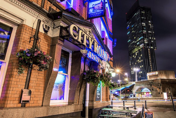 City Road Inn Manchester