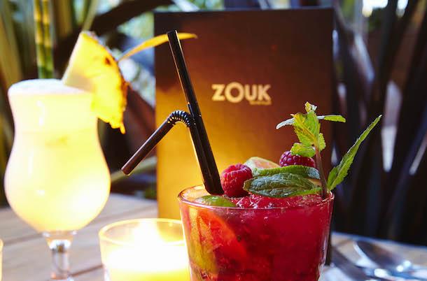 ZOUK Valentines Cocktail