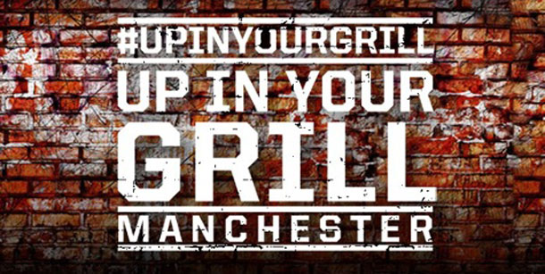 Upinyourgrill Manchester