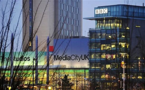 Manchester BBC Mediacityuk