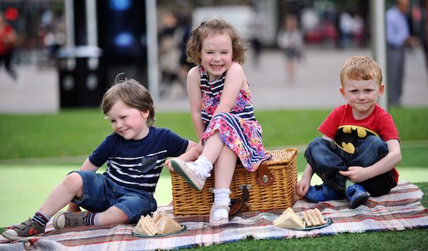 The Manchester Picnic 2014 I Love Manchester