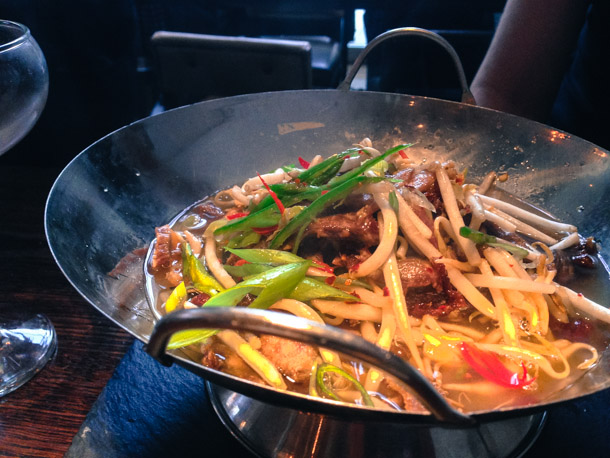 The Alchemist New Menu Reviewed - Pure Imagination I Love Manchester