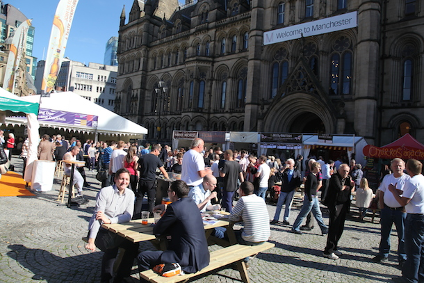 Manchester Food & Drink Festival 2014 I Love Manchester