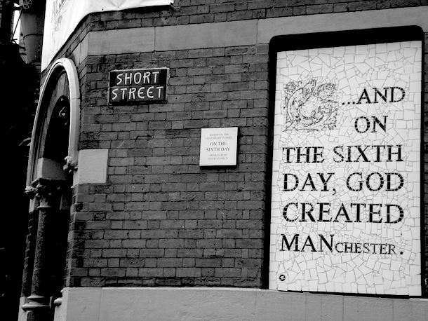 36 Great Things Manchester Gifted The World I Love Manchester