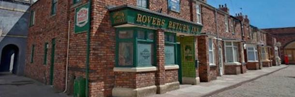Coronation Street Rovers Returns Inn