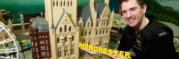 Legoland Master Builder Manchester
