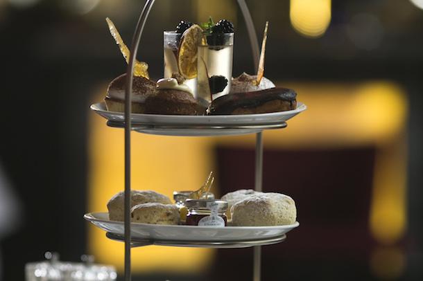 Afternoon Tea Opus One