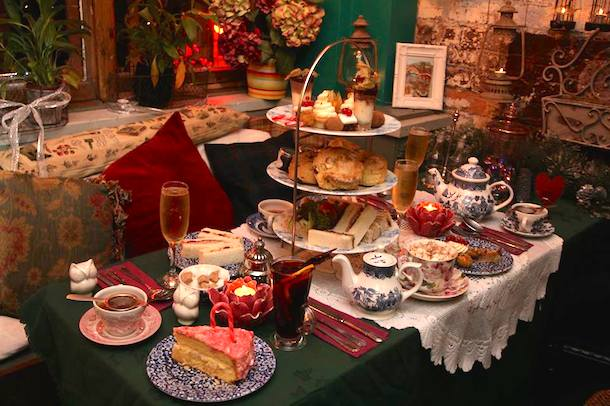 Top 10 Places For Afternoon Tea In Manchester I Love