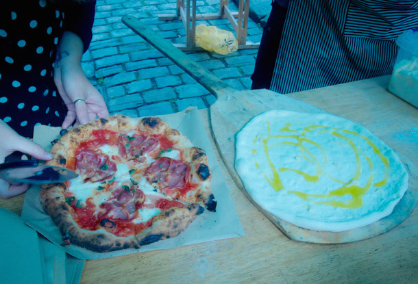 Rudy good! Rudy's Wood Fired Pizza and their city centre plans I Love Manchester