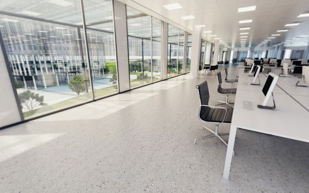 Airport City Manchester Office