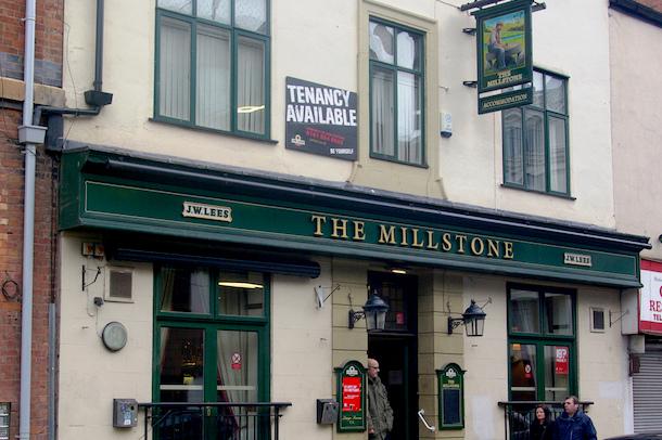 The Millstone Pub NQ J W Lees