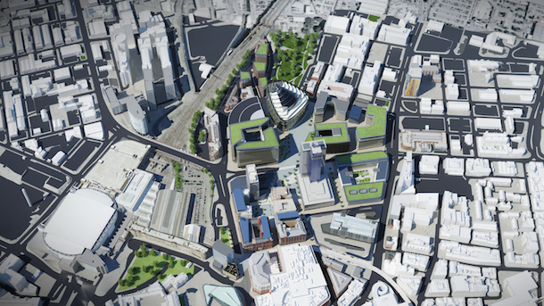 London, Paris, New York, Manchester: MCR to Become World Class City by 2020 I Love Manchester