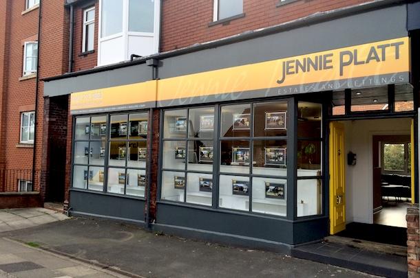 Prestwich Jennie Platt