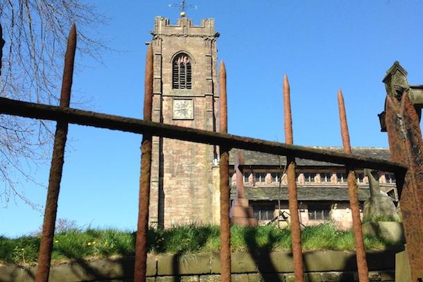 Prestwich St Marys Church2