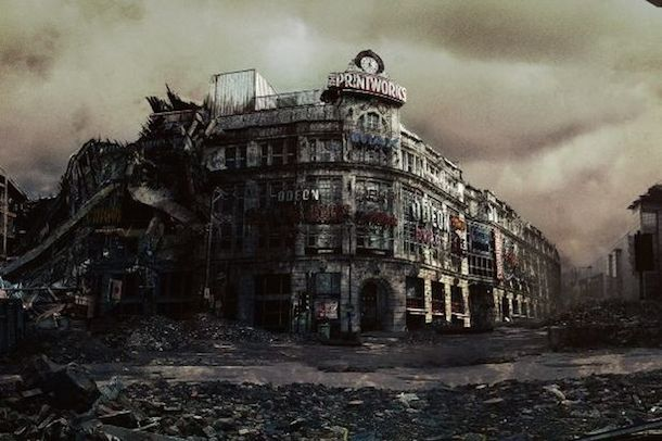The Printworks Armageddon