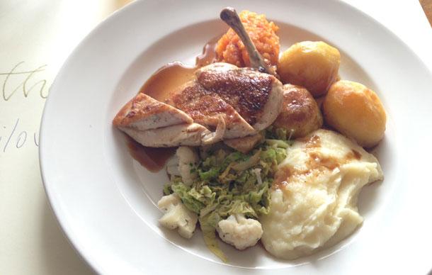 Sunday Lunch Theangelpub