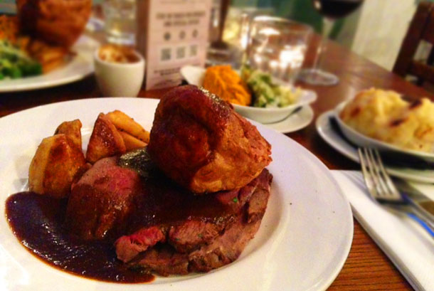 20 places to go for a supreme Sunday roast in Manchester I Love Manchester