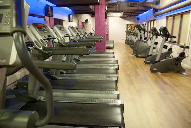 Theyclub Cardio Room 2012