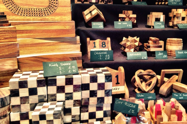 Xmasmarkets Chess And Puzzle