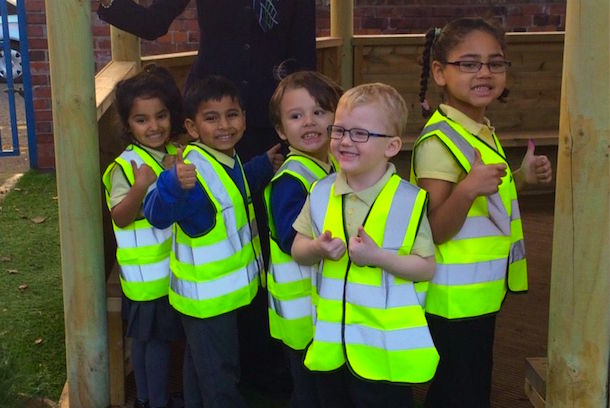 Manchester Specsavers Come Together to Keep Children Safer on the Roads I Love Manchester
