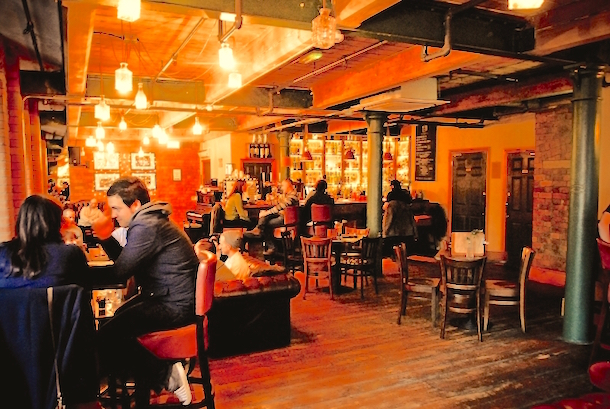 7 Cosy Winter Bars in Manchester I Love Manchester