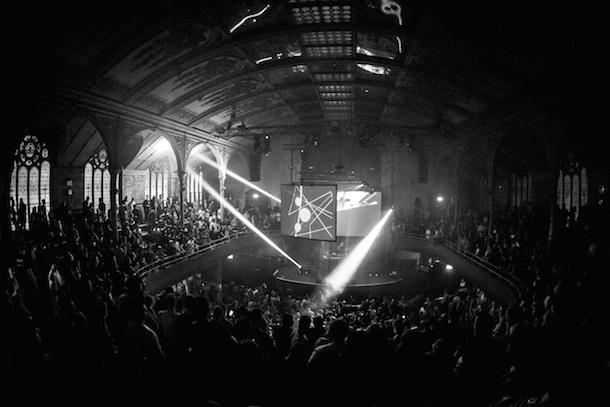 Albert Hall Manchester JDK 4