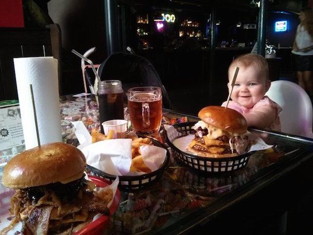 Baby Burger Bar