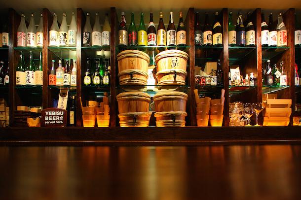 Best Sake Bar Kirakuya SB Design 02