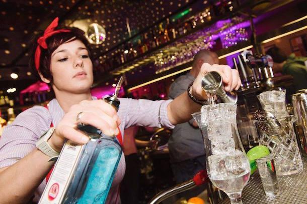 Allstarlanesmcr Cocktail