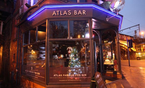 Atlasbar Christmas