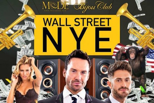 Bijouclub Wall Street Nye