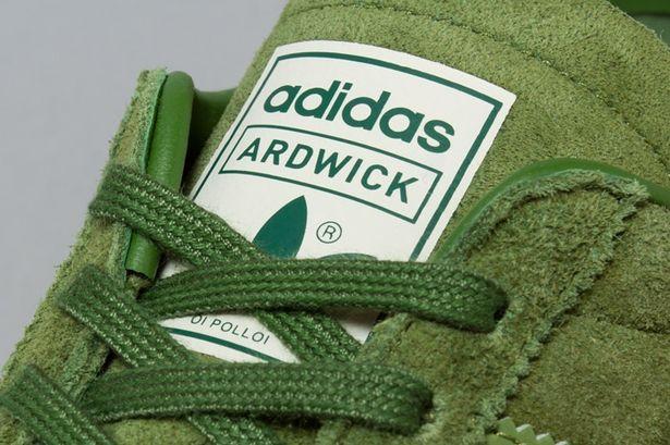 Ardwick Adidas Trainers Oi Polloi