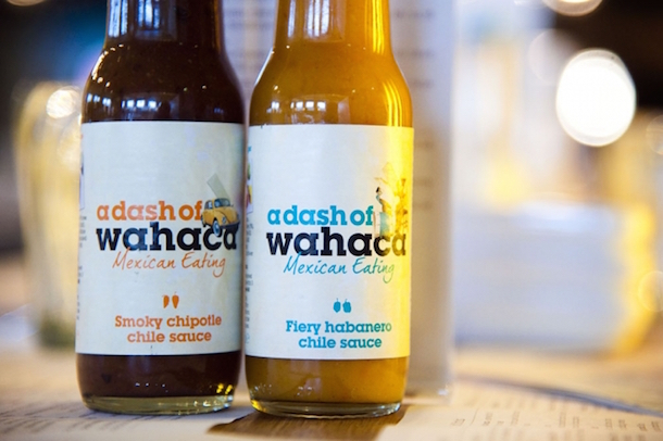 A Dash Of Wahaca