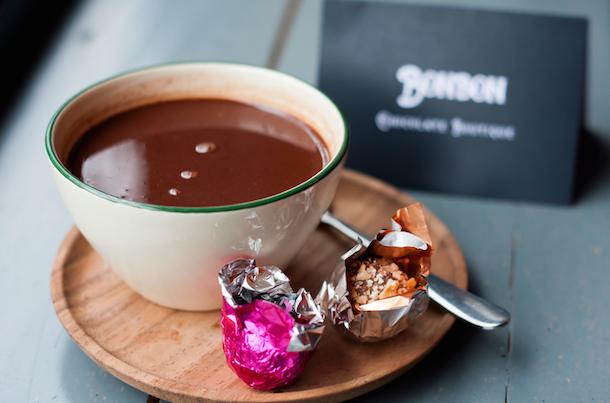 Bonbon Hot Chocolate
