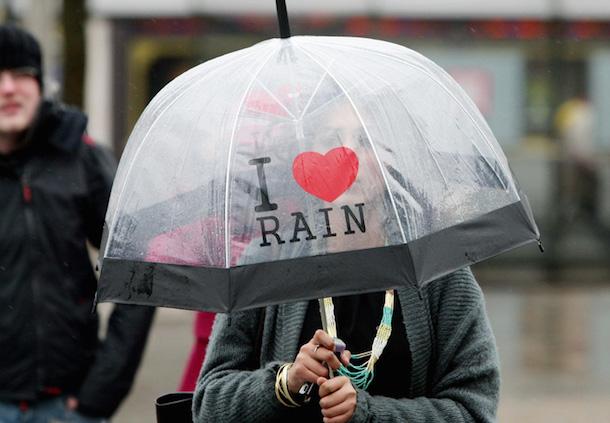 I Heart Rain Manchester