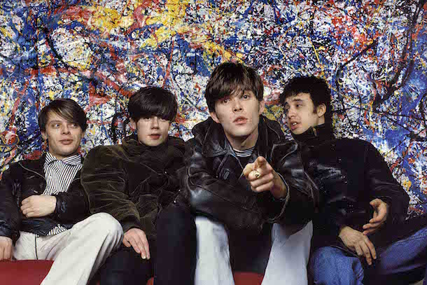 Stone Roses Manchester