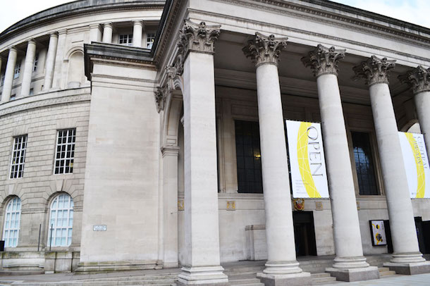 Manchester Central Library OPEN1