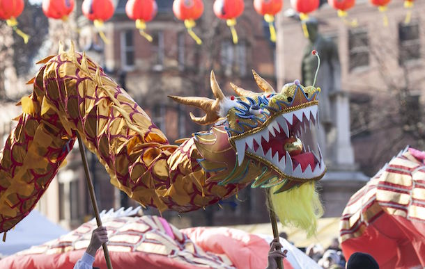 Celebrate Chinese New Year 2015 in Manchester - Year of the Ram I Love Manchester