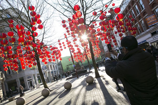 Chinese New Year Manchester 3