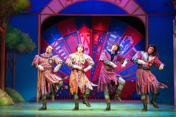 REVIEW: Monty Python's Spamalot at the Opera House Manchester I Love Manchester