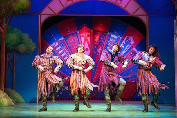 Monty Python Spamalot Opera House Manchester 116