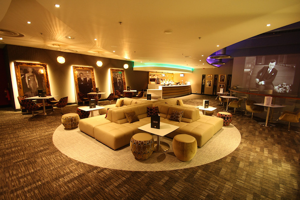 ODEON Manchester The Gallery Lounge