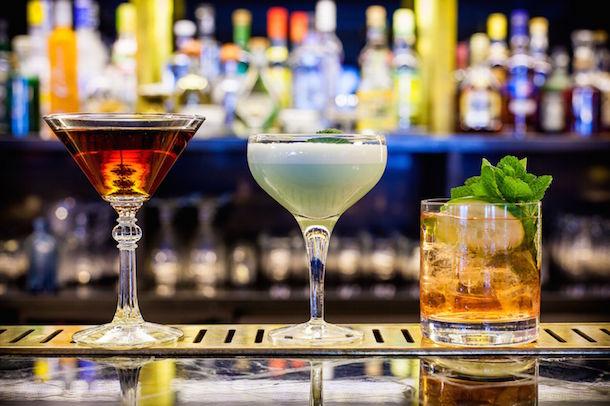 Hawksmoor Manchester Cocktails