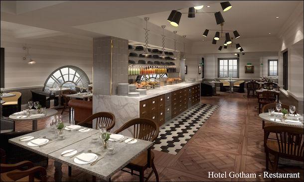 Hotel Gotham Manchester Restaurant