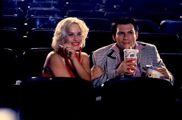 True Romance Cinema Scene