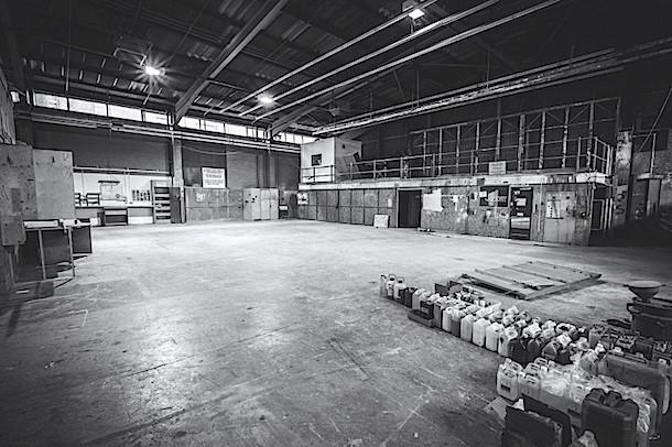 Factory Granada Studios Manchester Theworkshop