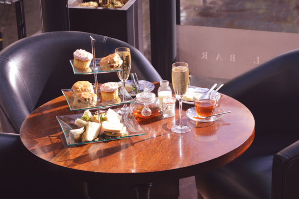 High Tea At Epernay Manchester